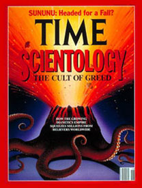 Scientology + Dianetics